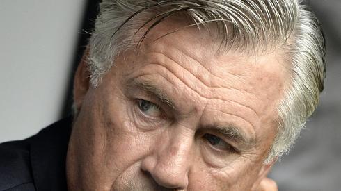 Carlo Ancelotti/ źr. PAP/EPA