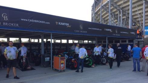 Również zielonogórskie motocykle są obecne w parku maszyn