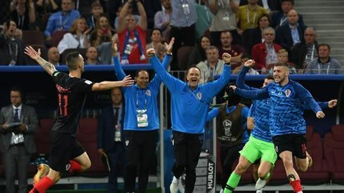 Piękna radość! (fot. AFP)