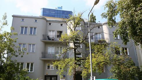 Kamienica przy ul. Nabielaka 9