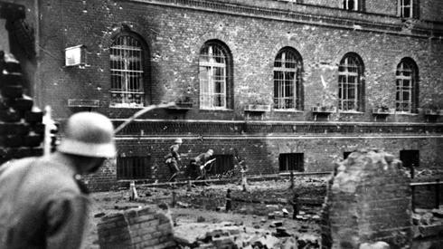 Atak Niemców na Pocztę Polską w Gdańsku 1939 r.
