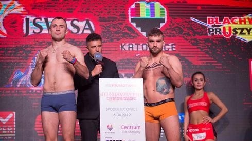 Mateusz Rzadkosz (z lewej) i Tomasz Gromadzki