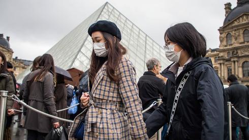Koronawirus w Paryżu