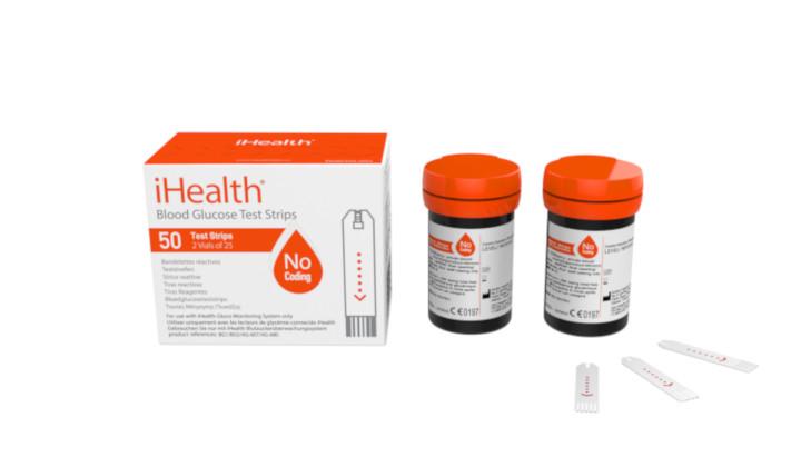 Paski do glukometru iHealth