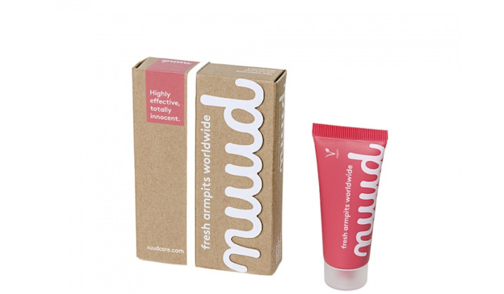Antiodorant Nuud - przełomowy dezodorant o długotrwałym działaniu