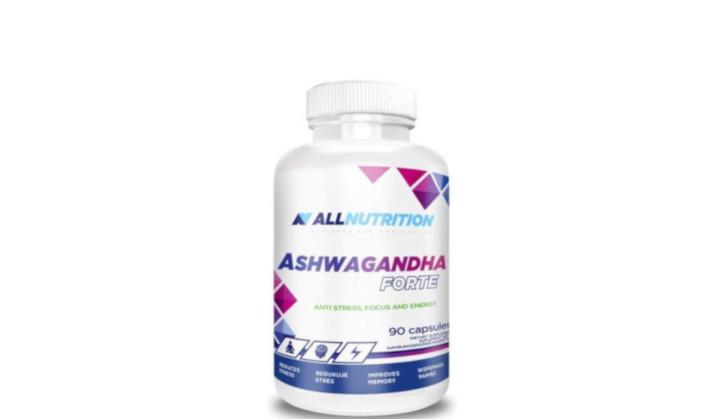 Ashwagandha Forte 800 mg – suplement diety na układ nerwowy