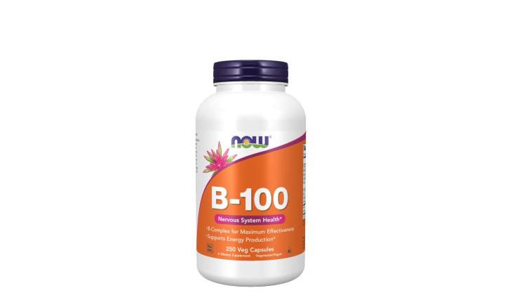 B-100 – kompleks witamin z grupy B