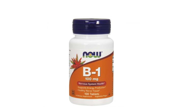 Witamina B1 – suplement na wsparcie metabolizmu