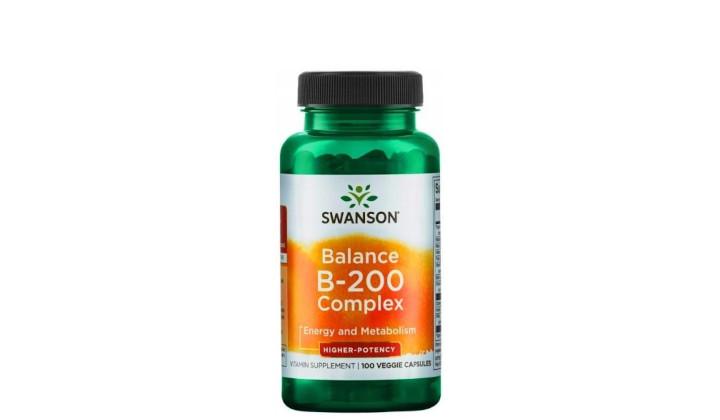 Balance B-200 - suplement diety z witaminami z grupy B