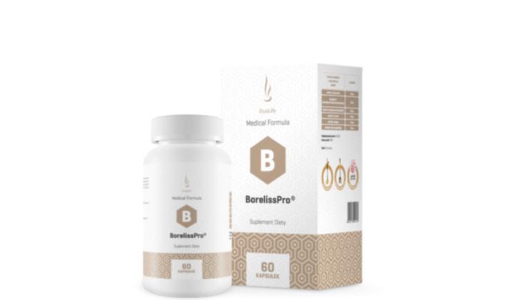 DuoLife BorelissPro - profilaktyka i wsparcie w walce z chorobami odkleszczowymi