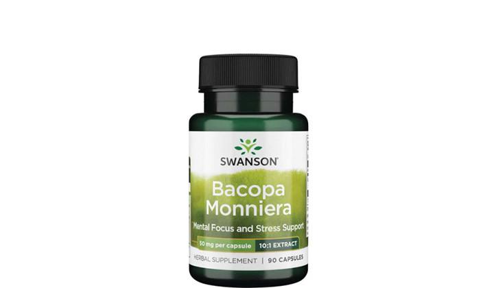 L-tryptofan + Bacopa monnieri - poprawa jakości snu
