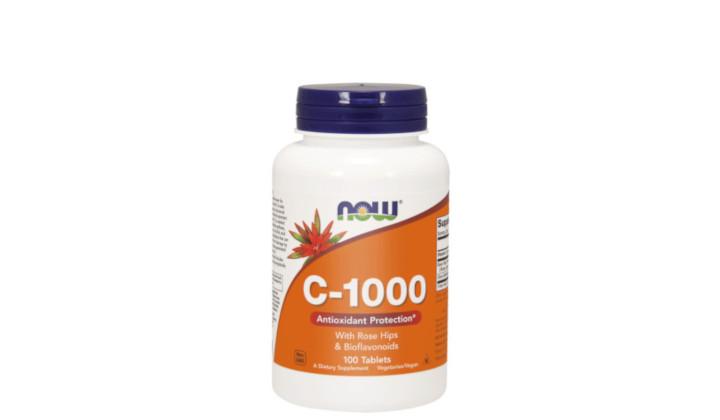 Witamina C-1000 z dziką różą i bioflawonoidami – suplement diety na odporność