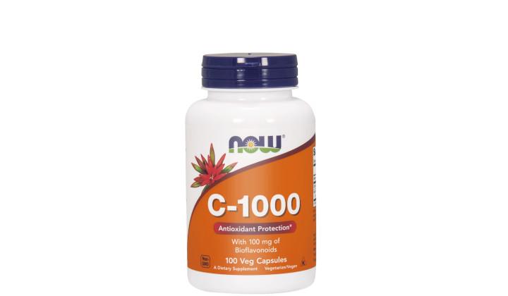 Witamina C-1000 z bioflawonoidami i rutyną – wsparcie układu immunologicznego