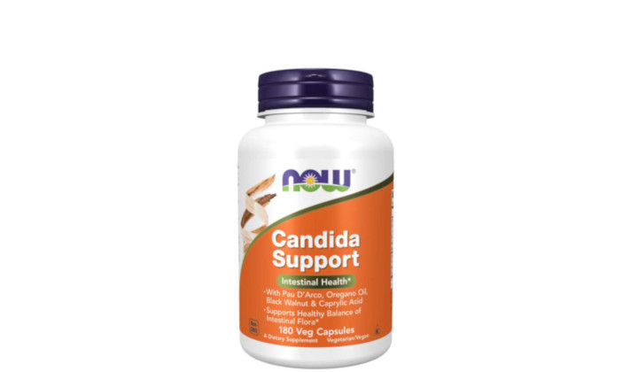 Candida Support Plus – suplement diety na zdrowe jelita