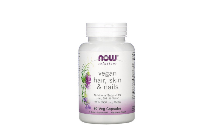 CLINICAL HAIR, SKIN & NAILS - suplement diety z keratyną