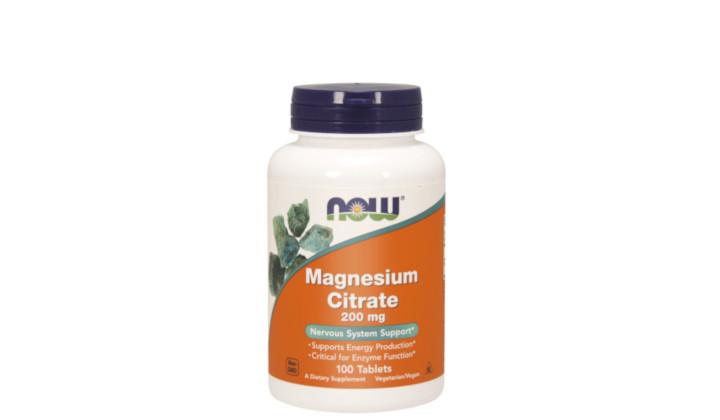 Cytrynian magnezu – suplement diety na kości, mięśnie i metabolizm