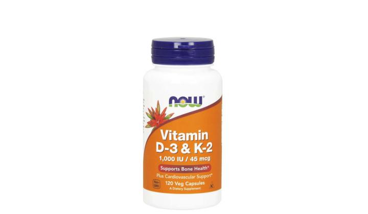 Witamina D3 i K2 – suplement diety wspomagający wchłanianie wapnia