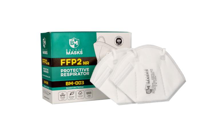 Maseczki ochronne FFP2 (10 sztuk)