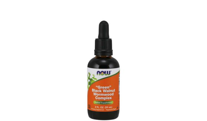 Fresh Green Walnut 60 ml – suplement diety na układ trawienny