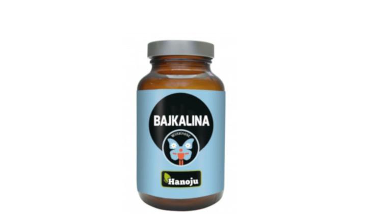 Bajkalina - ekstrakt z tarczycy bajkalskiej na wątrobę