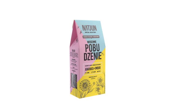 Herbata Natjun Wiosenne pobudzenie