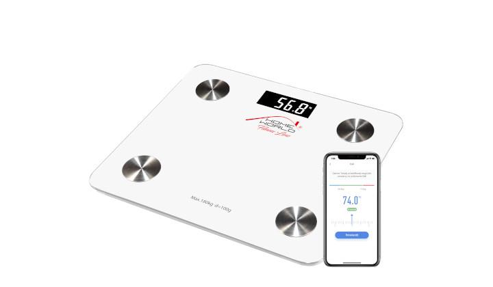 Waga analityczna Hw-Fit001 z funkcją Bluetooth