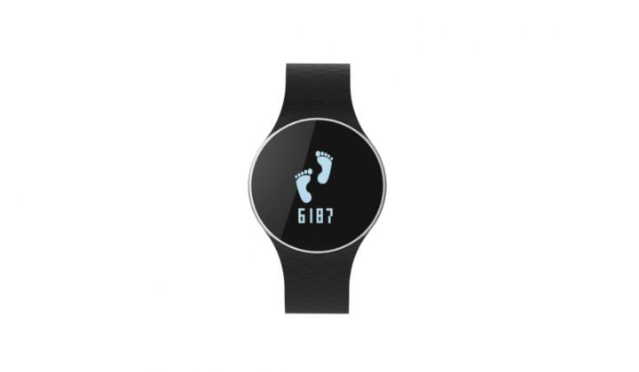 Zegarek monitorujący aktywność fizyczną, sen i pływanie - iHealth WAVE