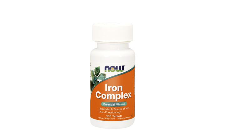 Iron Complex – suplement diety z żelazem