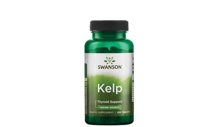 Kelp 225 mcg – suplement diety z jodem