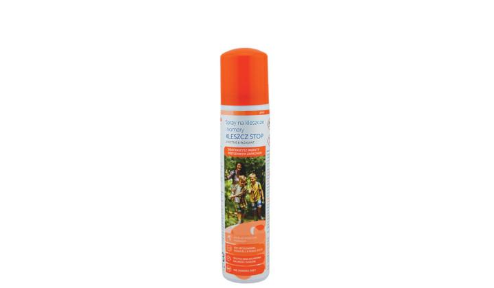 Spray na kleszcze i komary Kleszcz Stop Sanity