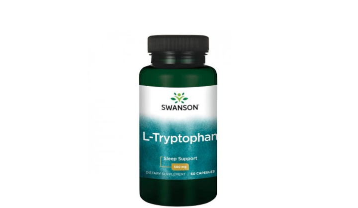 L-tryptofan 500 mg – suplement diety na stres
