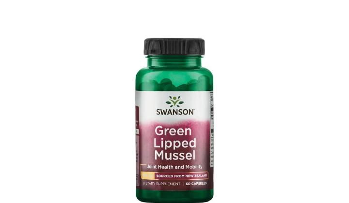 Nowozelandzka liofilizowana zielona małża 500 mg – suplement diety na układ kostno-stawowy