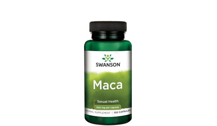 Maca 500 mg – suplement diety dodający energii