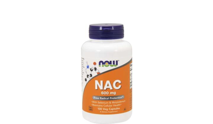 NAC N-Acetyl Cysteina 600 mg – wzmocnienie stawów i mięśni