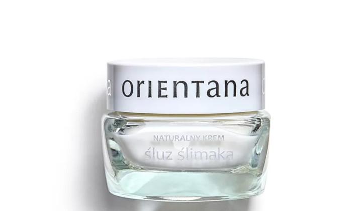 Zestaw kosmetyków odmładzających Orientana ze śluzem ślimaka