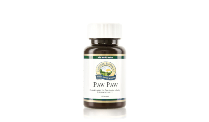 Paw Paw - naturalny suplement diety zawierający acetogeniny
