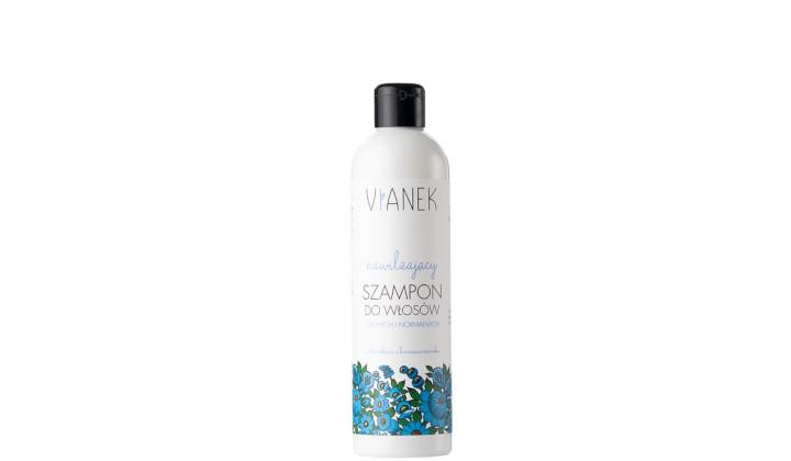 Nawilżający szampon do włosów Vianek