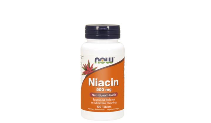 Niacyna 500 mg – wsparcie układu nerwowego i funkcji psychologicznych