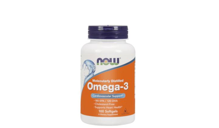 Omega-3 – suplement diety na prawidłową pracę mózgu
