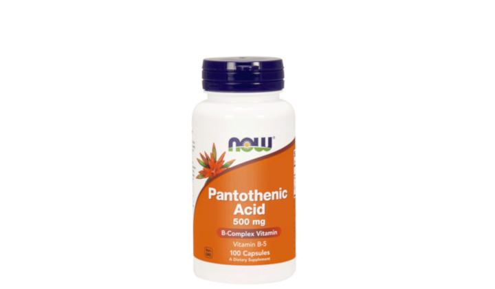 Kwas pantotenowy – suplement diety z witaminą B5
