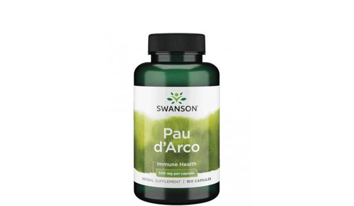 Lapacho - Pau d'Arco 500 mg – suplement diety na trawienie