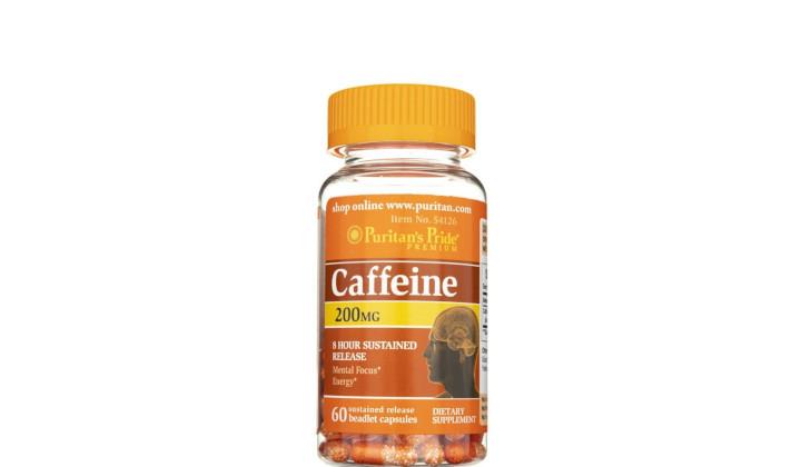 Kofeina 200 mg – dzienna dawka energii