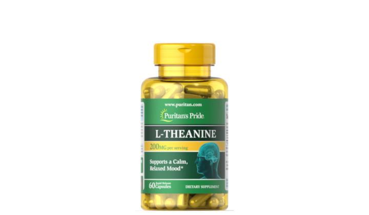 L-teanina 200mg – suplement diety na układ nerwowy