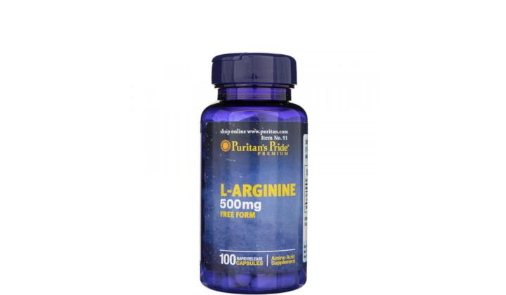 L-arginina – suplement diety na układ krwionośny