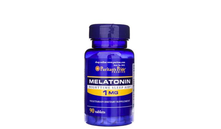 Melatonina 1 mg na zaburzenia snu i regenerację organizmu
