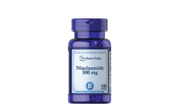 Niacynamid 500 mg – suplement zmniejszający zmęczenie