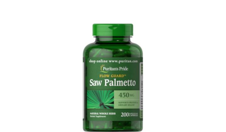 Palma sabałowa - suplement diety zapobiegający łysieniu