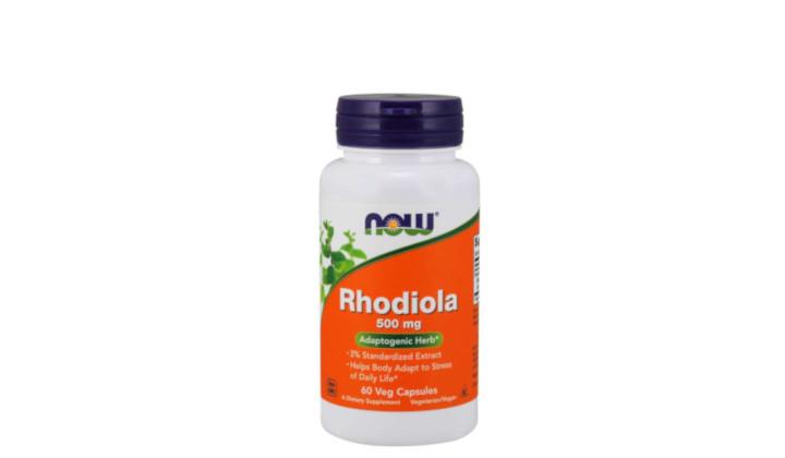 Rhodiola – suplement diety z różeńcem górskim