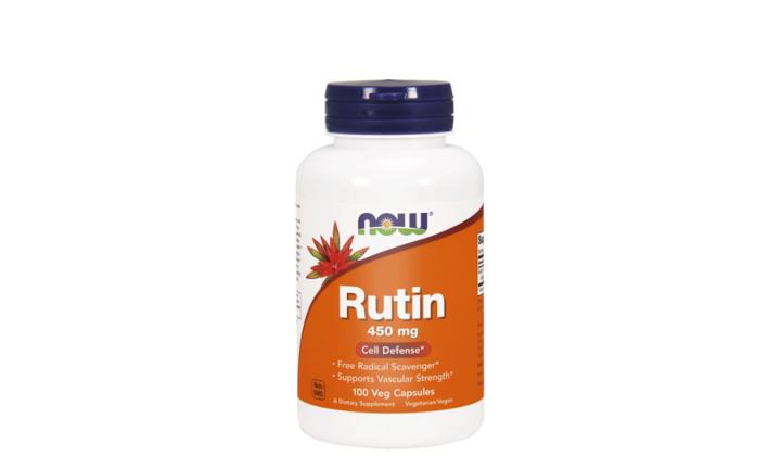 Rutyna 450 mg – suplement diety wzmacniający naczynia krwionośne