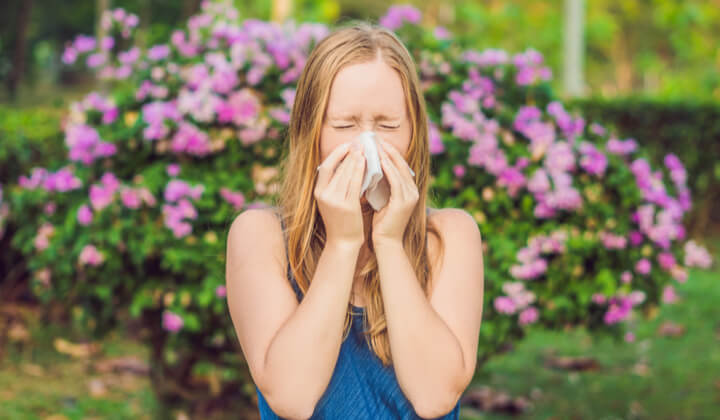 Diagnostyka alergii - analiza krwi